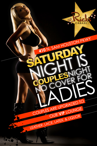 Weekly - Saturdays - Couples Night- Couples Night