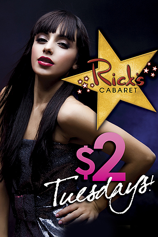 Weekly - Tuesdays - $2 Tuesdays -