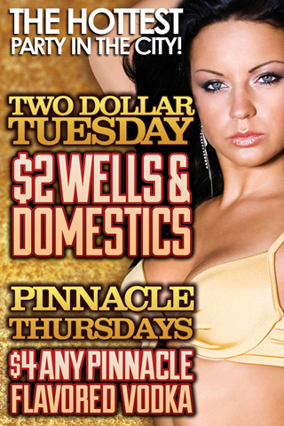 Weekly - Thursdays - Pinnacle Thursdays