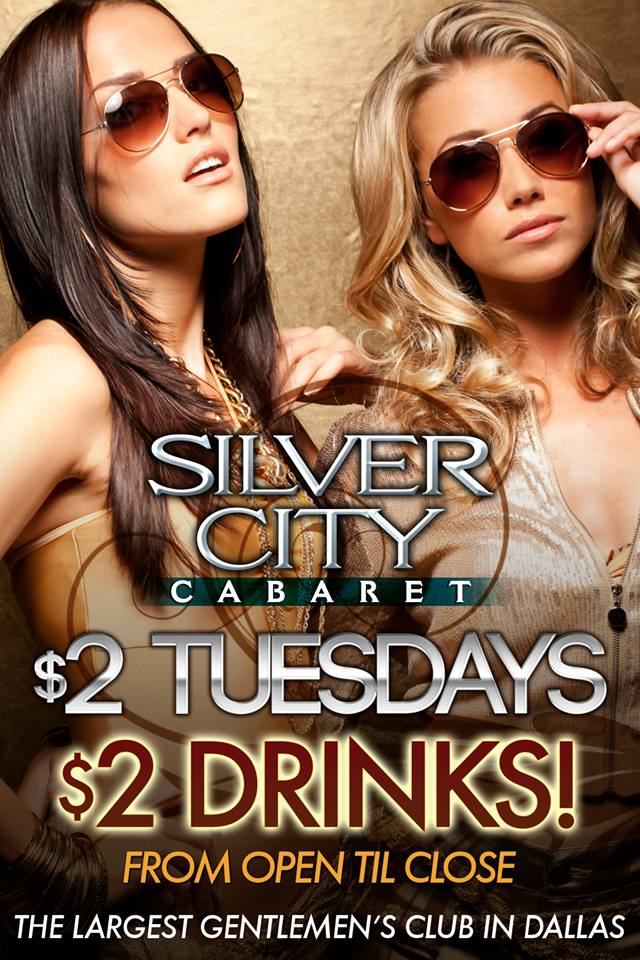 $2 Tuesdays