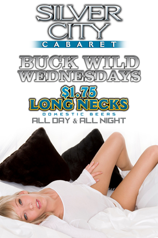 Buck Wild Wednesdays