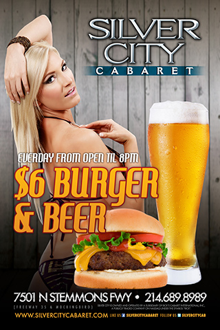 $6 Burger and Beer