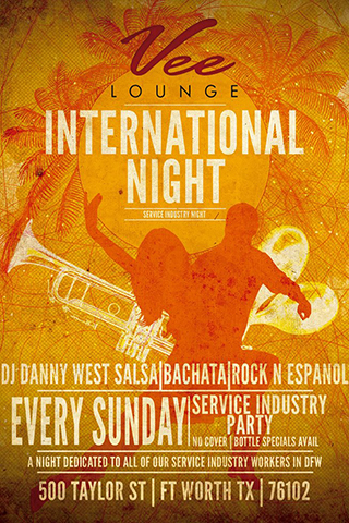Sinternational Sundays